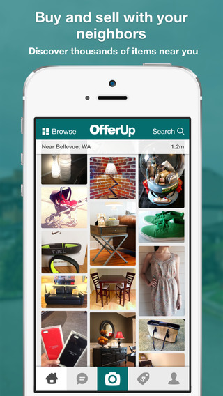Offerup - Not working and account removed?