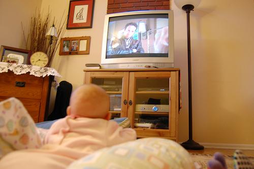 tv room photo